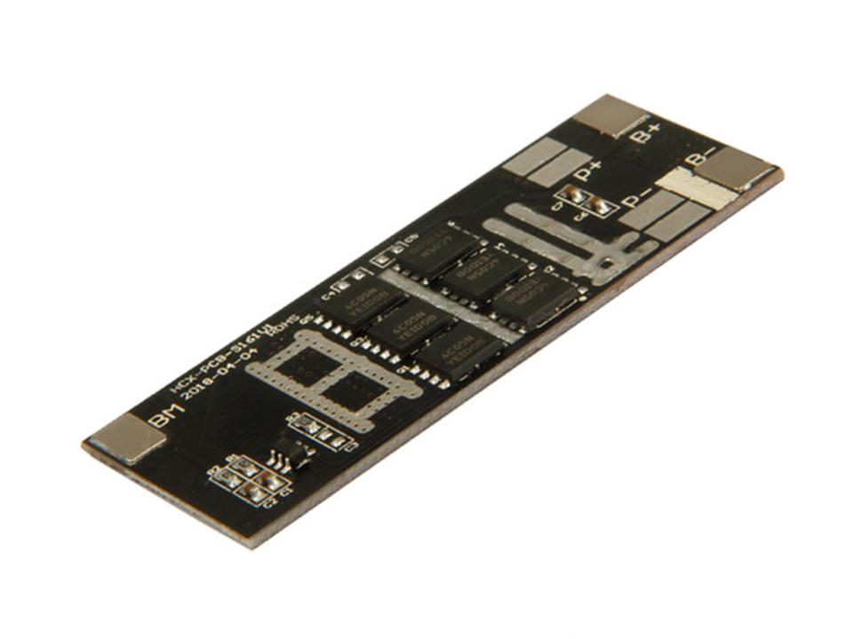 2串20A HCX-S161V1软包数码手机锂电池保护板