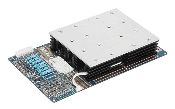 锂电池保护板的组成零件分别是什么
