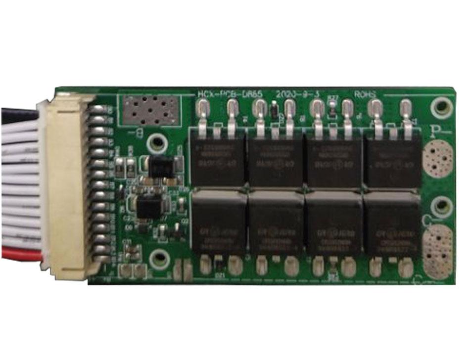 13串54V分口锂电池保护板方案