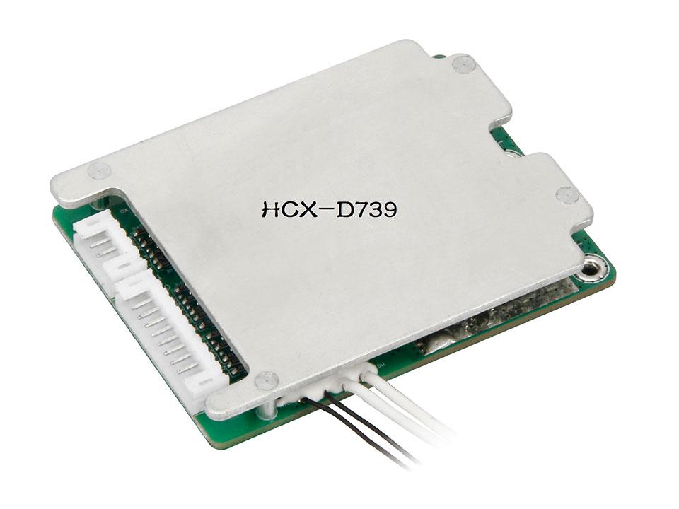 14节15A分口电池保护板方案