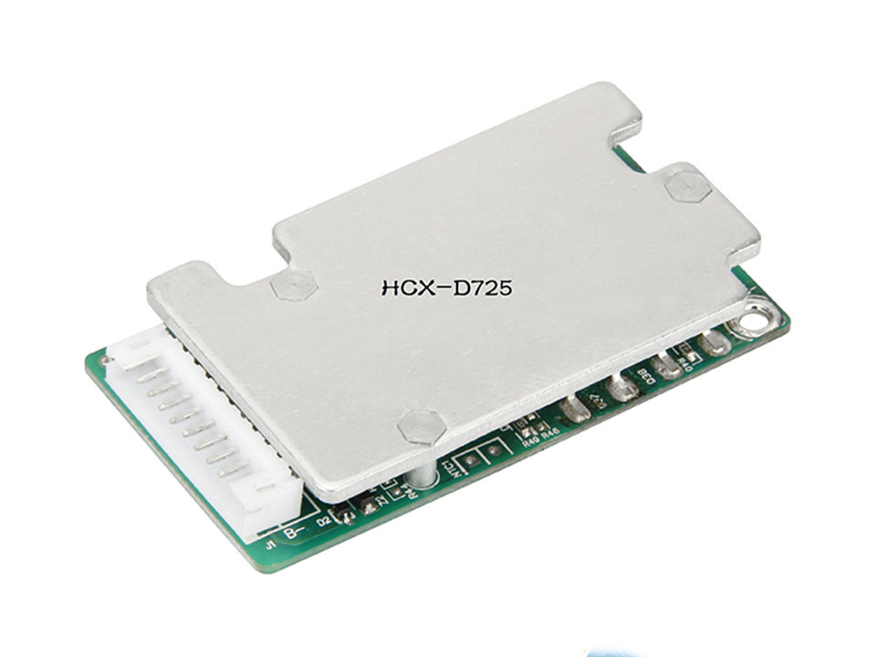 10串15A HCX-D725同/分口电动扭扭车锂电池保护板