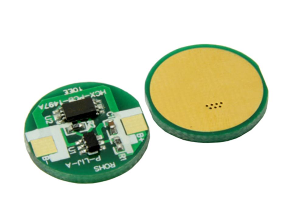 1串2A HCX-1497A软包数码相机锂电池保护板
