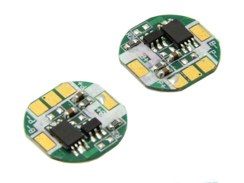 1串2A HCX-2366吸尘器/扫地机锂电池保护板