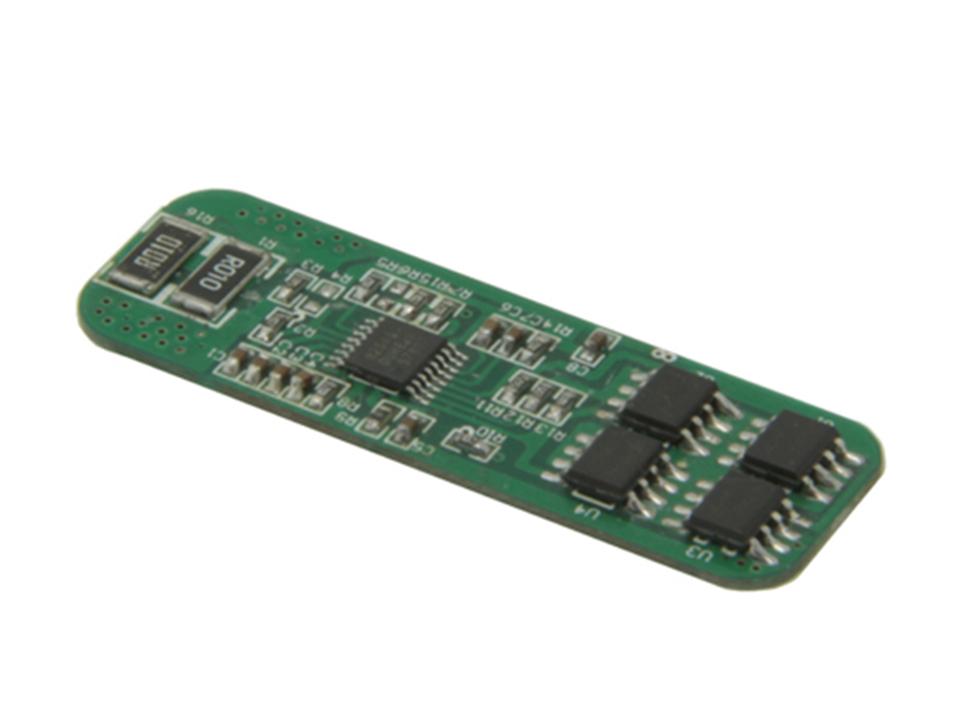3-4串8A HCX-D019V1同口电动工具锂电池保护板