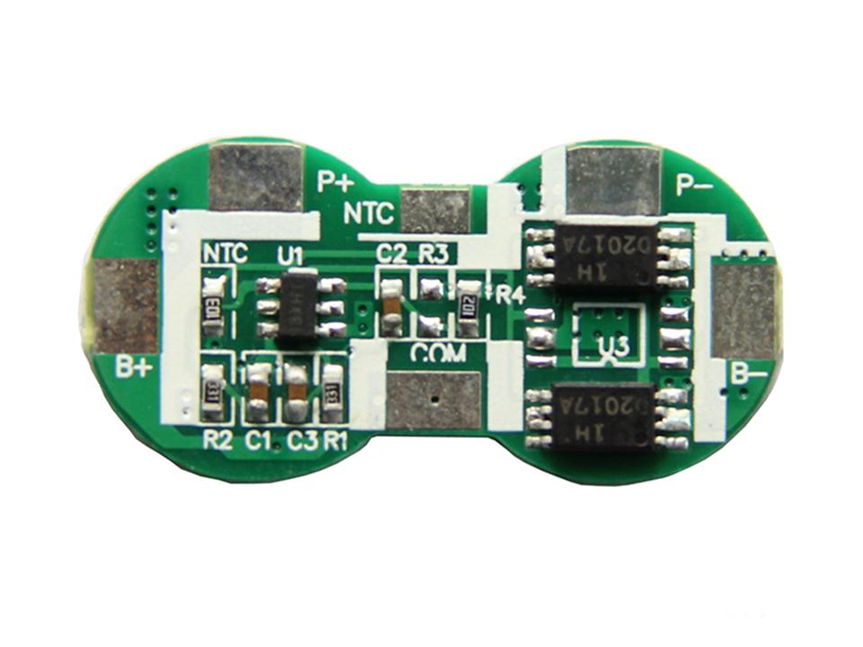 2串5A HCX-D096V1软包移动电源锂电池保护板