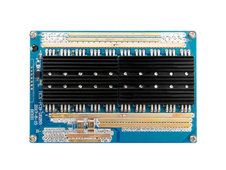 8串80A同口铁锂电池保护板