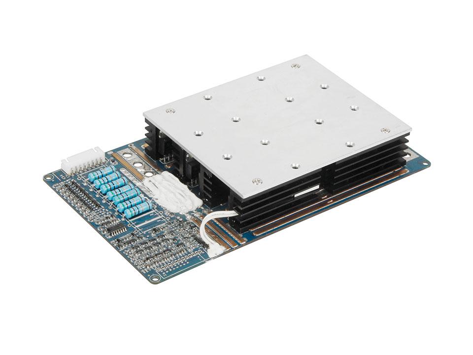 4-10串120A分口磷酸铁锂电池保护板