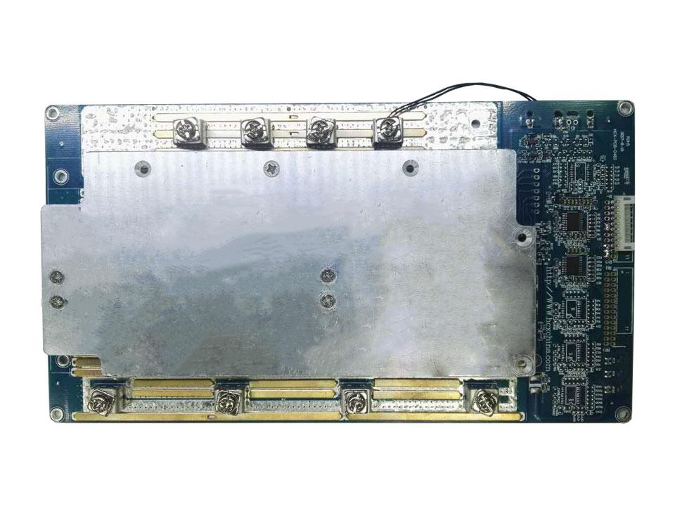 3串70A同口带均衡三元锂电池保护板