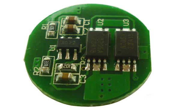 简单教您如何去测试锂电池保护板的好坏