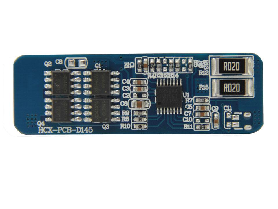 3串5A动力电池保护板方案